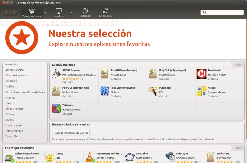 Centro de software de Ubuntu_002
