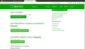 LibreOffice Fresh | LibreOffice - Free Office Suite - Fun Project - Fantastic People - Mozilla Firefox_119