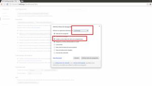 Configuración - Eliminar datos de navegación - Google Chrome_149