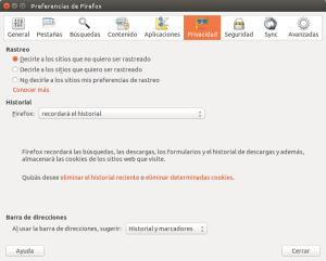 Preferencias de Firefox_146