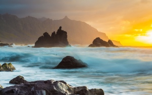 Tenerife Roques de Anaga by Frederik Schulz
