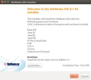 NetBeans IDE Installer_046