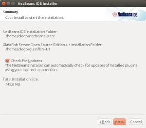 NetBeans IDE Installer_054