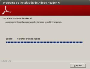 Programa de instalación de Adobe Reader XI_043