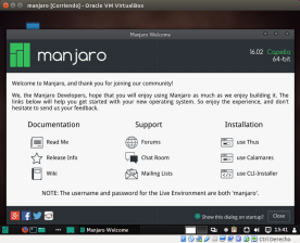 manjaro [Corriendo] - Oracle VM VirtualBox_130