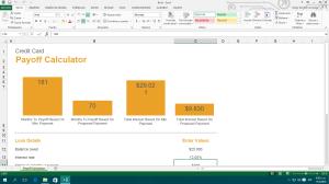 Planilla de gráfico dinámico. Creada y abierta en Microsoft Excel