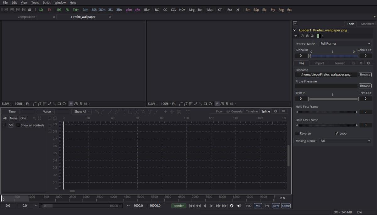Fusion 8, editor de efectos de vídeo, tiene versión paraLinux