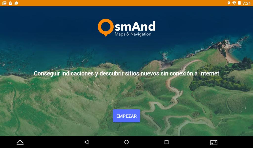 OsmAnd, navega mapas offline con esta aplicación de código abierto para Android eiOS