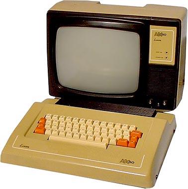 foto computadora vieja