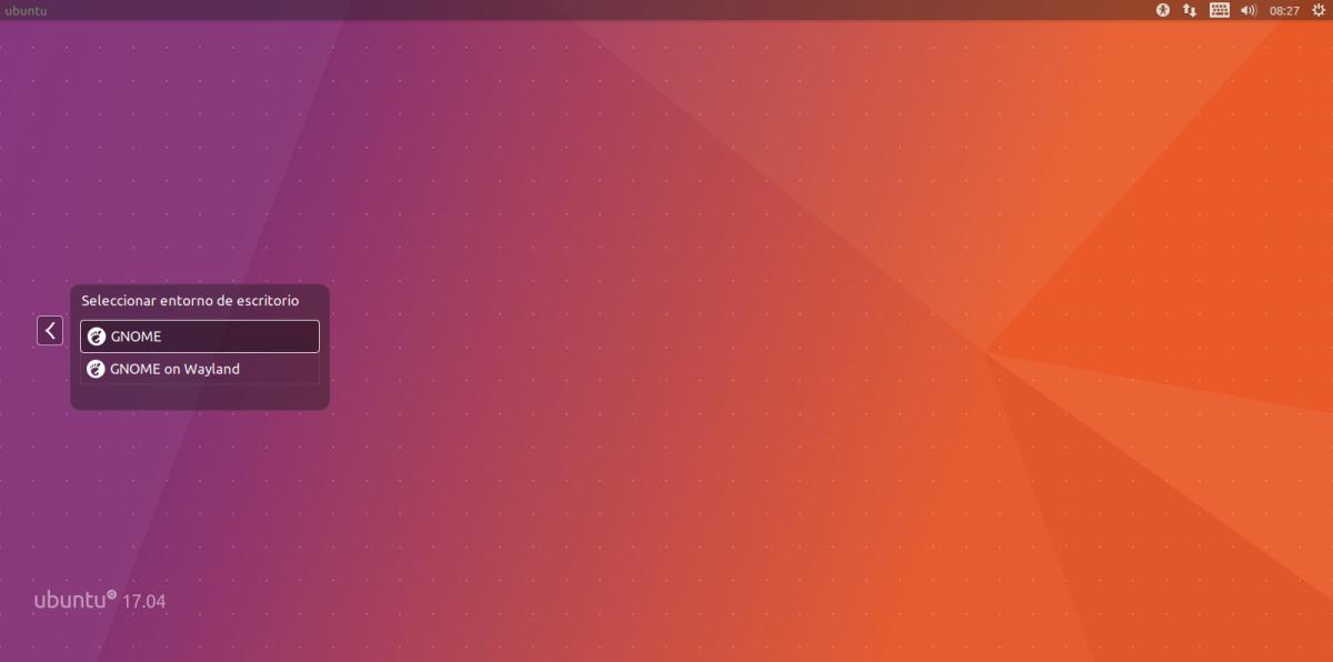 Gnome ya es el escritorio oficial de Ubuntu17.10
