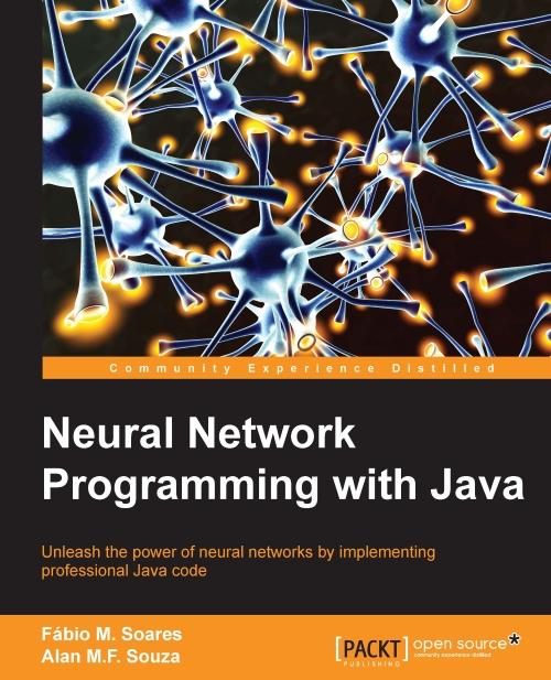 Libro de descarga gratuita para programar redes neuronales en Java (eninglés)