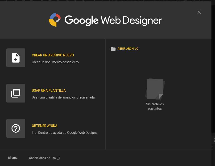 Instalar Google Web Designer enLinux