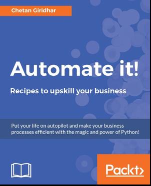 Descarga gratuita (9/9/17)  Automate it! – Recipes to upskill your business por ChetanGiridhar