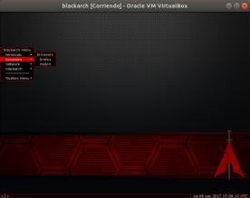 blackarch [Corriendo] - Oracle VM VirtualBox_007