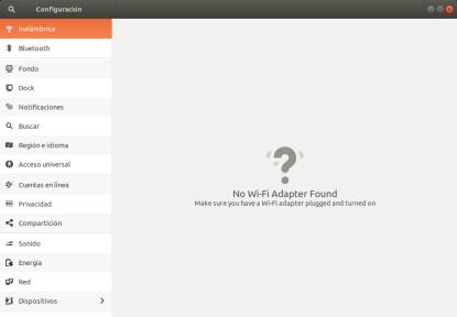 Manejo de conexiones inalámbricas en Ubuntu 17.10 Artful Aardvark. Redes Wi Fi