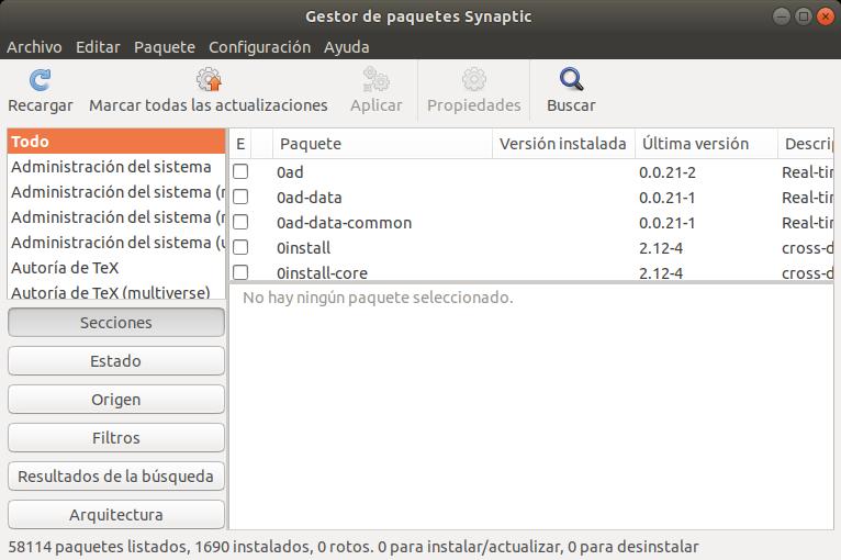 Cómo usar las aplicaciones gráficas no compatibles con Wayland en Ubuntu 17.10 ArtfulAadvark
