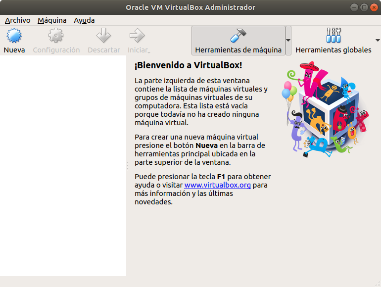 Instalar Virtualbox 5.2 en Ubuntu 17.10 ArtfulAadvark