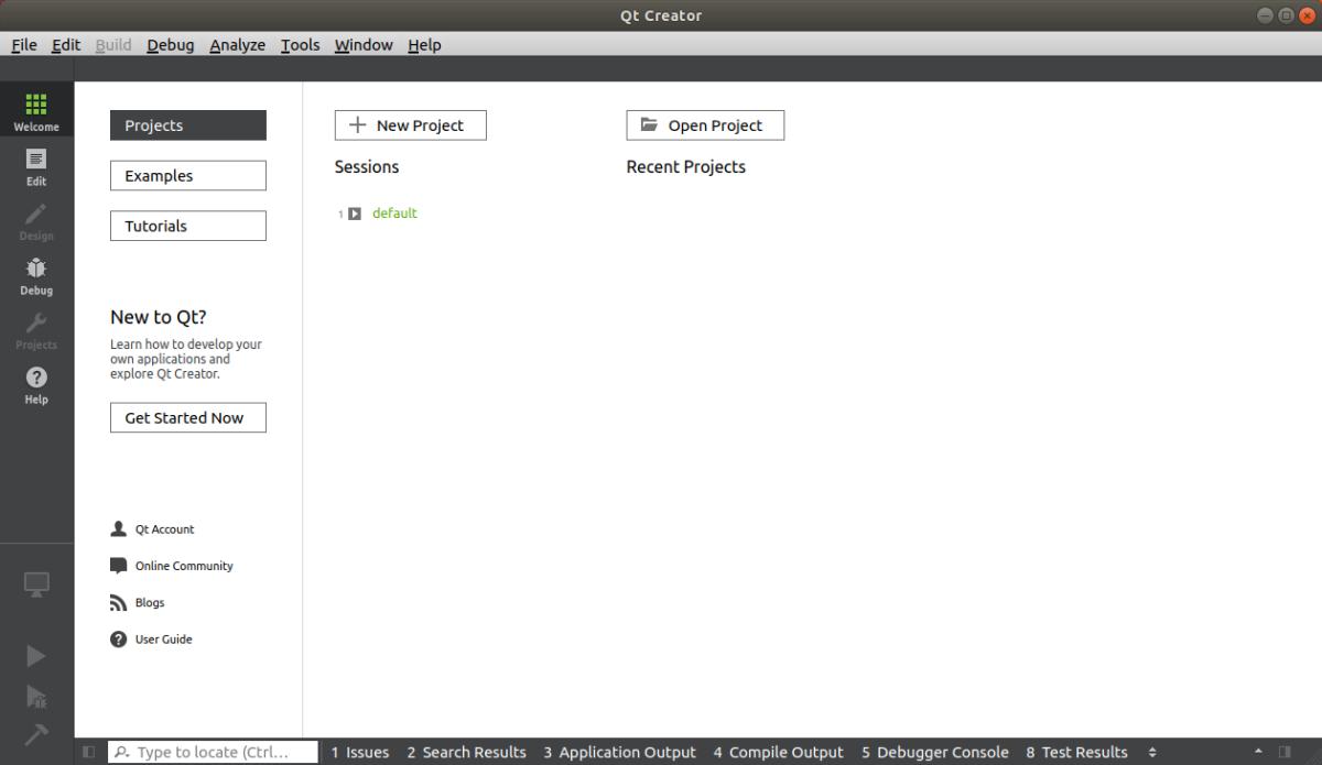 Instalar QT 5.9 enLinux.