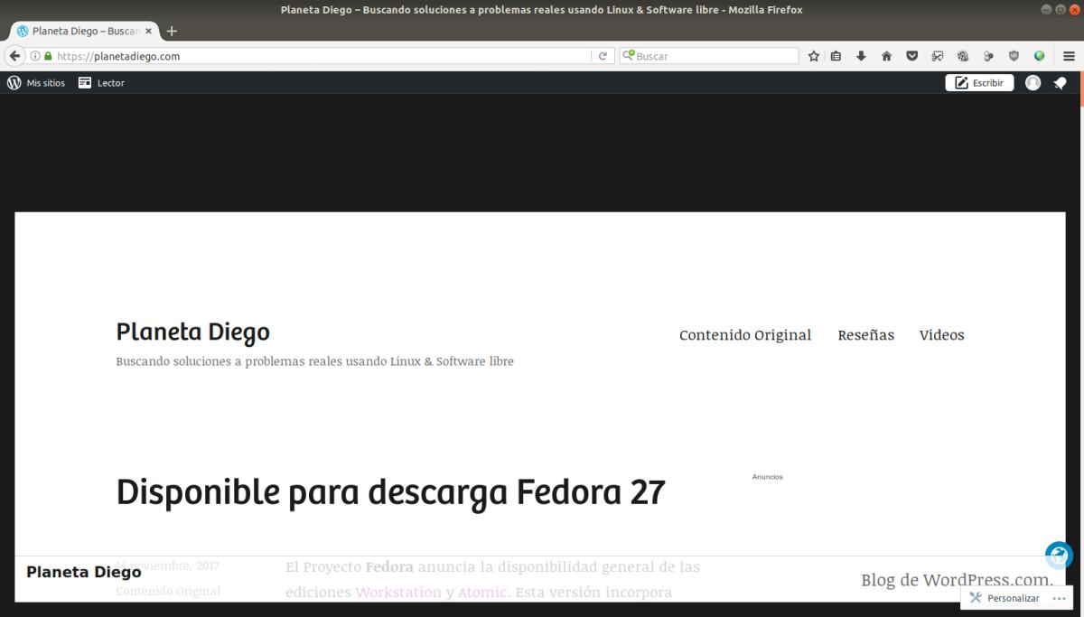 Instalar manualmente Firefox 57 enLinux
