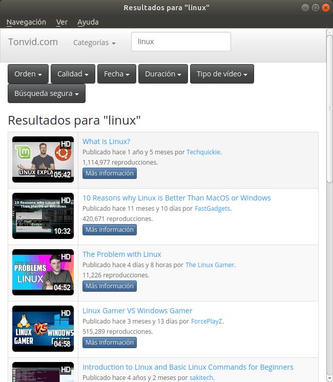SMPlayer está disponible para instalar en Ubuntu 17.10 ArtfulAadvark