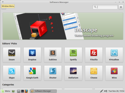 software_manager