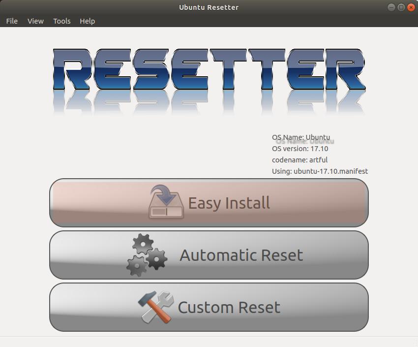 Resetter: Deja tu Debian/Ubuntu como reciéninstalado.