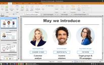 Presentaciones 2018 y agregados para Thunderbird