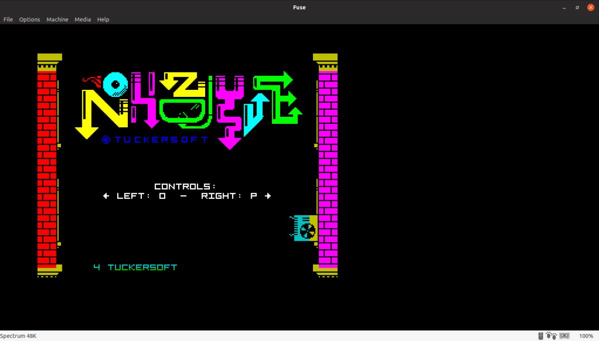 Cómo jugar a Nohzdyve en Linux (El juego deBandersnatch)