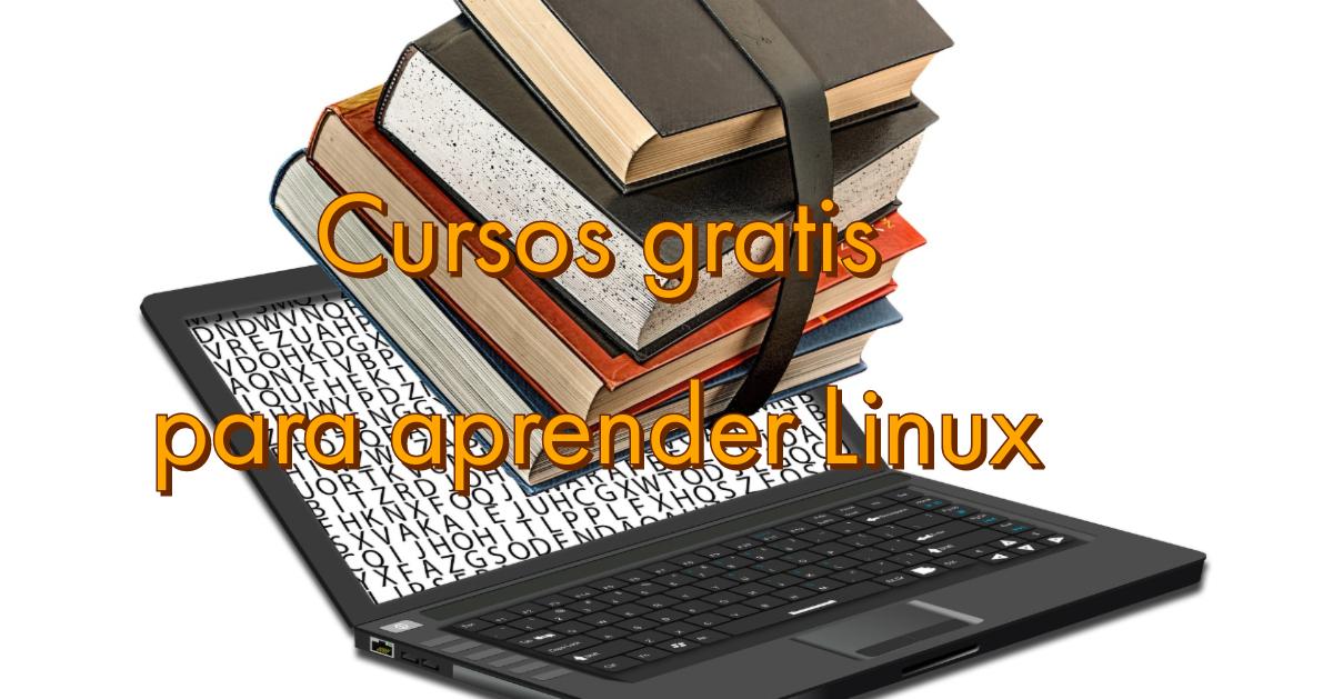 4 cursos gratuitos para aprender Linux (eninglés)